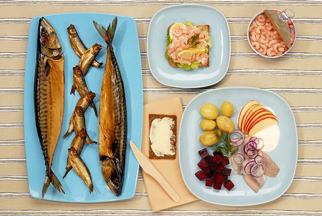 The Scandinavian Nordic Diet Activates Long Life Genes